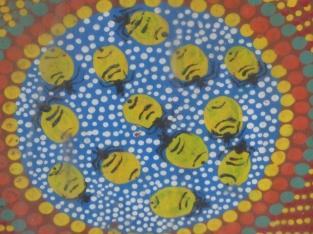 Fourmis à miel