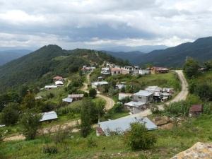 Oaxaca tourisme montagne